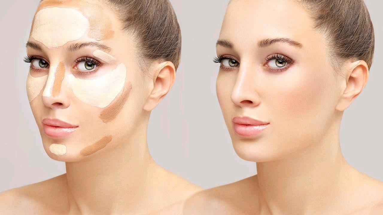 Técnica de maquillado profesional, el contouring